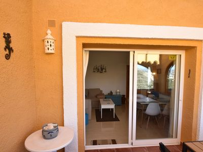 Photo for Modern Apartment with Swimming Pool near Sea in Moraira
