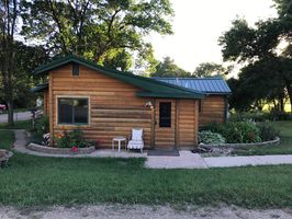 Photo for 2BR Cabin Vacation Rental in Madison, South Dakota