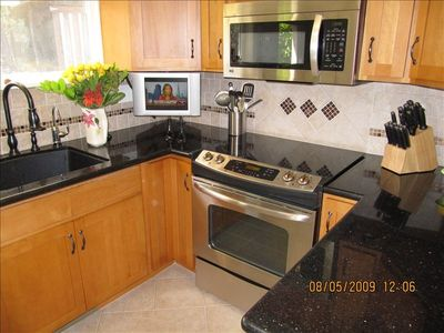 Kitchen - Fully Equipped - All New Appliances - Cable TV