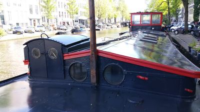 Photo for whole houseboat to rent in central jordaan area of amsterdam