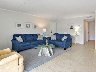 Photo for 2 Bedroom 60th Street Oceanside Condo Just Steps to the Beach!