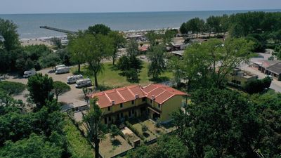 Photo for Holiday house Lido di Volano for 4 persons with 2 bedrooms - Holiday house