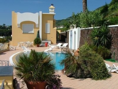 Photo for 2BR Apartment Vacation Rental in Barano D'ischia