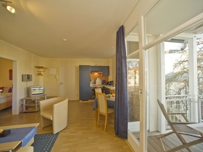 Photo for App. 2 - Thunderbolt - Villa Am Steinbach in the historic center - 150m to the Baltic Sea
