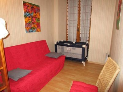 Photo for Apartment Cauterets, 2 bedrooms, 8 persons