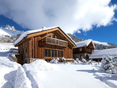 Photo for Big chalet - 500 m from the slopes