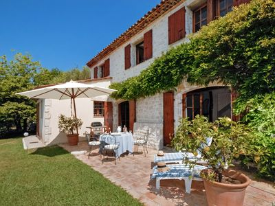 Photo for Wonderful 4 bedroom House in Châteauneuf-Grasse (Q0492)