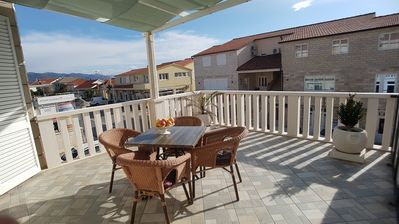 Photo for Apartment 4568  A3 Sea(2+1)  - Orebic, Peljesac peninsula, Croatia