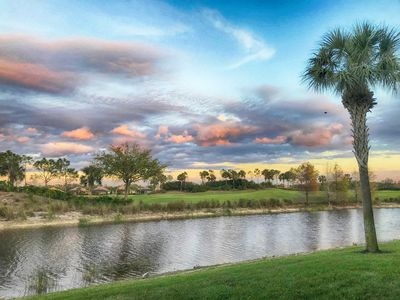 Photo for NEW LISTING for  Winter Season, Incredible Water & Golf Course View