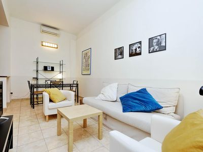 Photo for Ludovisi  apartment in Via Veneto with WiFi & integrated air conditioning.