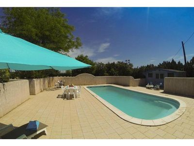 Photo for Beautiful and comfortable holiday home  with private pool in Béziers, Languedoc-Roussillon, France for 6 persons