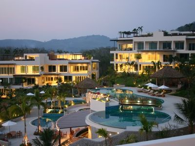 Photo for Luxurious Apartment Above Phuket's Finest Beach