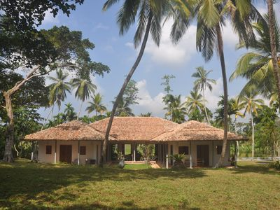 Photo for Beautiful Staffed 4 Bedroom Villa, Very Personal Touch Overlooking Paddy Fields