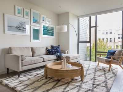 Photo for Contemporary 1BR in Marina by Sonder