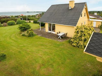 Photo for Fantastic Holiday Home near Knebel with Aarhus bay view