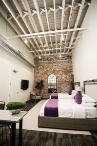Photo for One Bedroom Studio Suite with Private Sky Deck Access - Sleeps 4