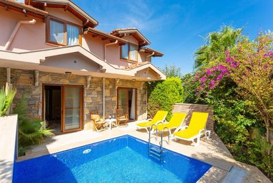 Beautiful villa with private pool and terrace