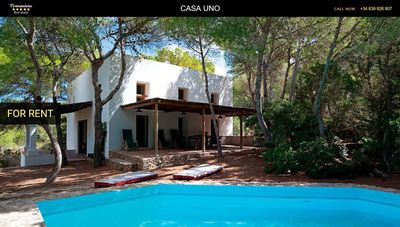 Photo for HISTORICAL VILLA SINCE 1973 - POOL - near  beaches -  WIFI - ALSO ON SALE-