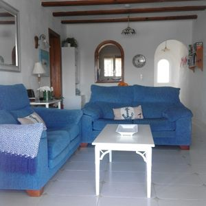 Photo for Villa with Shared Pool, Fantastic Views Air Con WiFi 2.5km from Blue Flag Beaches