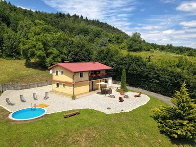 Photo for Book 7+ nights for a Special Discount ~ Private Swimming Pool, BBQ, Pet Friendly