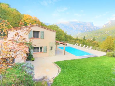 Photo for Lovely Villa in a Spectacular setting with stunning panoramic views
