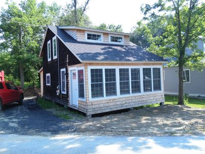 Photo for Completely renovated Lake Champlain Cottage at Long Point
