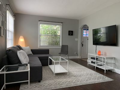 Photo for 37th and Paradise: 1.5 Blocks to the beach!