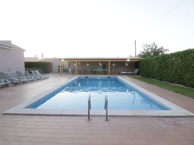 Photo for Villa Golf Lovers with Pool for 10 people in Lagoa