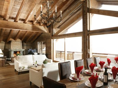Photo for Luxury Chalet Apartment:  7 Bed 7 Bath SPECIAL OFFER 17 FEB