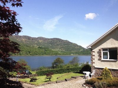 Photo for 4 bedroom accommodation in Colintraive