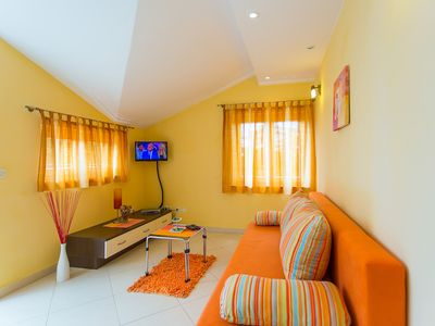 Photo for Holiday apartment Lory Premium with Sea View