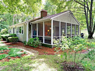 Exterior - This cozy cottage is professionally managed by TurnKey Vacation Rentals.