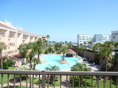 Photo for DANCING MERMAID. Ocean & Pool View, Beautiful Decor,  XLg Condo & Terrace, Free WiFi/Cable, W/D