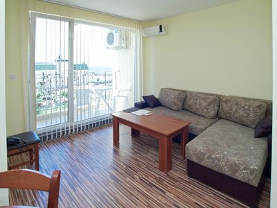 Photo for Magnificent 2-bedroom apartment with sea views for a family with children!