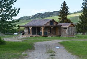 Photo for 1BR Cabin Vacation Rental in Dupuyer, Montana