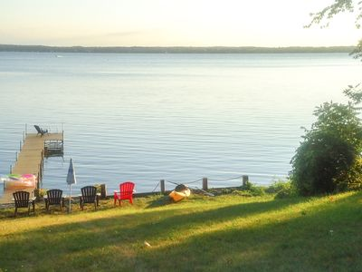 "Photo for Fish Tale Cove: ""Discover the Finger Lakes Region at Cayuga Lake"""