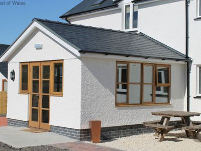 Photo for Vacation home Golygfa in Aberystwyth - 8 persons, 4 bedrooms
