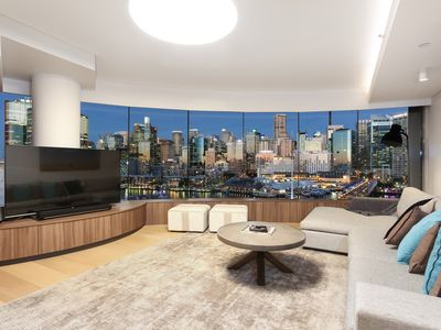 Photo for 3 Bedroom Darling Harbour Apartment