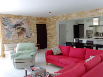 Photo for Deluxe penthouse with 3 bedrooms and 2 bathrooms,and 2 balconies