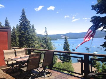 Luxury Lake Front, Stunning Views from 3 Levels - Minutes to Squaw and Alpine