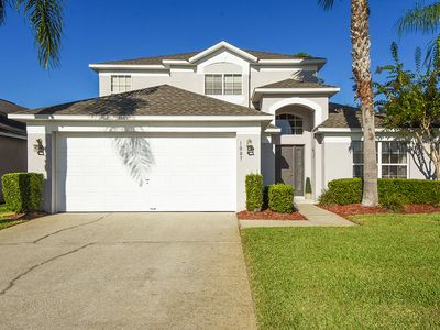 Photo for 5 Bedroom pool home on resort community