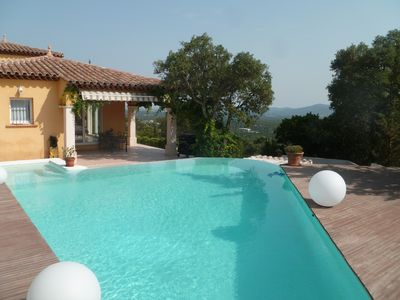 Photo for house with pool and stunning views