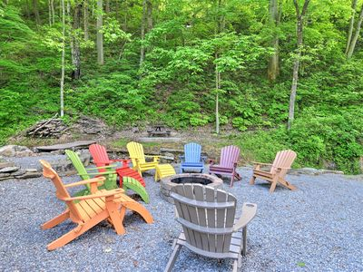 Photo for NEW! Cabin 18 Mi to Smoky Mountains National Park!
