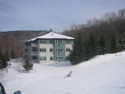Photo for 3BR Condo Vacation Rental in Jeffersonville, Vermont