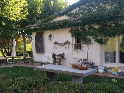 Photo for Finca Brontë, Up to 14 people, pool, barbecue with excellent location