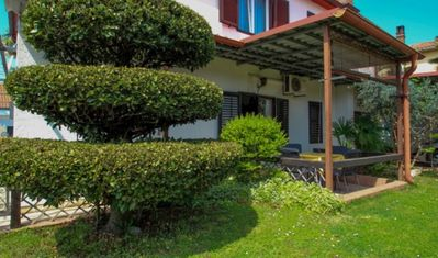 Photo for Family apartment Boris in little village Dajla for up to 4 persons