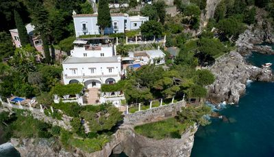 Photo for Splendid 2 bedroom House in Positano (Q6383)