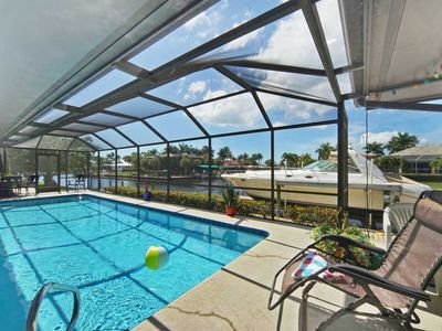 Photo for SWFL Rentals - Villa Anna Mira - Pristine 3/2 Home On Intersecting Canals