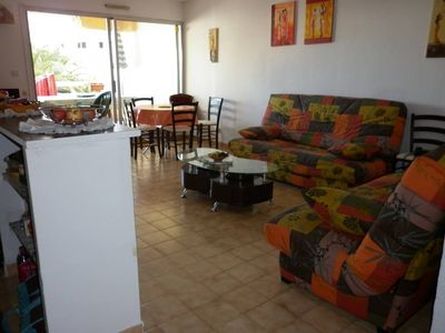 Photo for Carnon Plage: Apartment/ flat - CARNON PLAGE