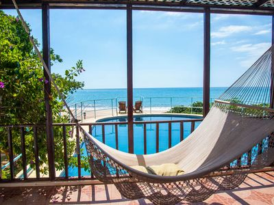 Photo for Lovely, Spacious Villa w/ Pool & Direct Access To The Best Beach In TB!